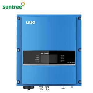 Suntree monofásico y trifásico de 5 kw a 10kw a 20kw 30kw a 40kw de potencia Solar Inverter en Grid Grid Inverter Inverter Tie