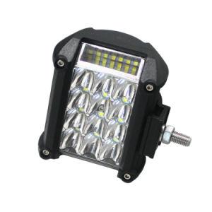 Alta potencia 18W 6000K 1800LM luz LED de trabajo de instalación de 2 vías IP 67 9-32V luz LED de trabajo