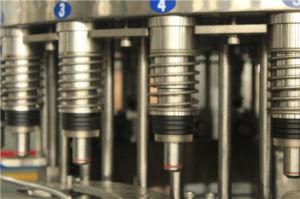 フルオートマチックのミネラル液体水ペットびん洗浄満ちるキャッピングのびん詰めにする機械