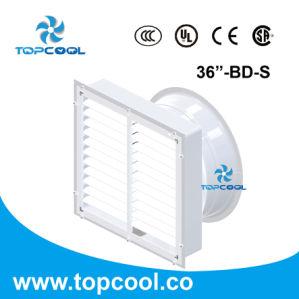 Ventilatore efficiente del ventilatore della parete per i maiali ed il pollame