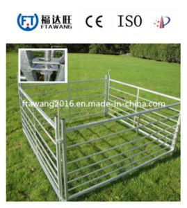 O gerador de gado galvanizado empurrador/Fazenda/paralela de Prados