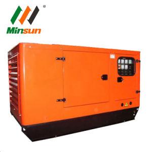 Weichai 30квт Silent Genarator дизельного двигателя