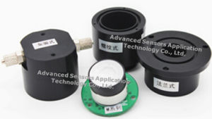 HCl van het Chloride van de waterstof de Sensor van de Detector van het Gas de Elektrochemische Miniatuur van het Giftige Gas van de MilieuControle van 200 P.p.m.