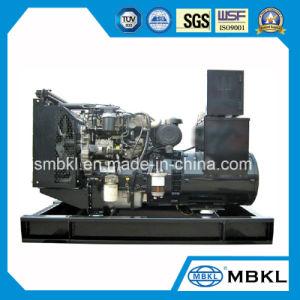 24kw/30kVA Groupe électrogène diesel refroidi par eau avec moteur Perkins (1130A-33G)