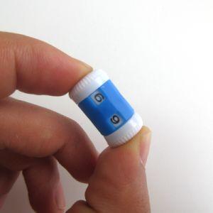 Diseño de ingenio 2 tamaños hilera tejer contador para contar
