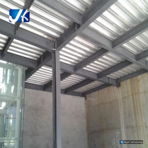 Las estructuras de acero / Estructura del espacio/edificios de acero