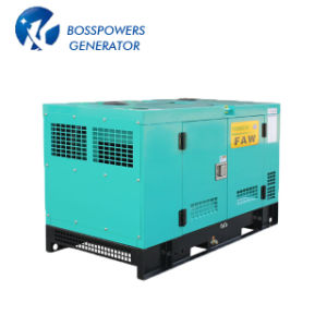 Diesel Xichai van Ce ISO 95kw 60Hz FAW Stille Generator