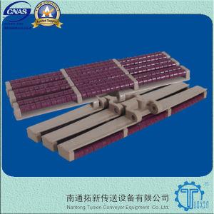 Las cadenas Sideflex magnético Lbp882m Cadenas de rodillos del transportador