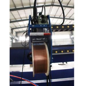 A emenda do cilindro da máquina de solda TIG automática MIG Soldador zipado