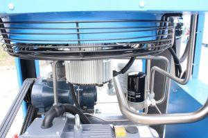 Doppeltes S⪞ Rew Luftverdichter/riemengetriebenes S⪞ Rew Luftverdichter (DM ein Serien)