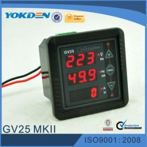 Gv25 Digital Messinstrument-Energien-Meterampere-Messinstrument-Spannungs-Messinstrument