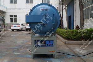 Stz-10-10 Ewx цена высокая температура компактный вакуумный атмосфере печи для лаборатории до 1000. C