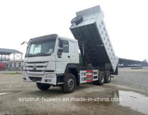 Sinotruk 371HP 10L chariot de basculement du moteur