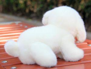 Giocattolo molle sveglio della peluche dell'animale farcito del cucciolo