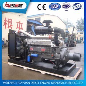 水ポンプのためのWeichai 200HPの水によって冷却されるエンジン