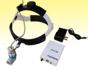 クリニックのための携帯用医学の歯科LEDの検査ランプ
