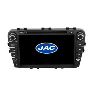 JAC J5 차 두 배 DIN DVD 플레이어