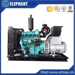 Цена 100 ква 80квт дизельного двигателя Cummins генераторная установка