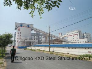 Estrutura de aço leve Prefab Construção Metálica Edifício prefabricadas
