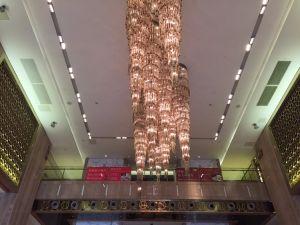Grelha de Barra Lateral Linear do teto