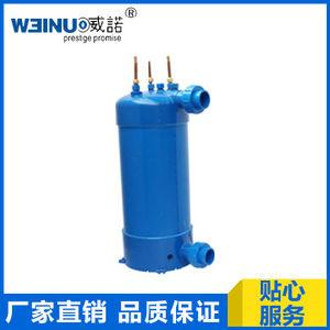 ヒートポンプのチタニウムの熱交換器