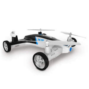 07319W-2-in-1 RC Auto/Quadcopter - rtf