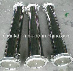 よい価格のステンレス鋼ROシステム水フィルターハウジング