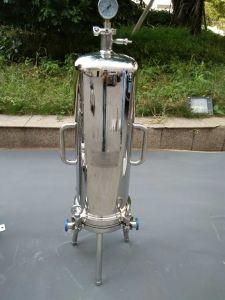 RO水清浄器の産業ろ過ステンレス鋼水衛生カートリッジフィルター
