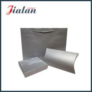 Auditoria BSCI impressas em papel personalizado de sacos e caixas de embalagem de almofadas