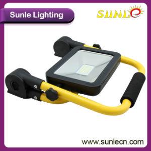 Нажмите кнопку аккумулятор для работы под руководством наружного прожектора с Li-ion аккумулятор (FAP2 SMD 20W)