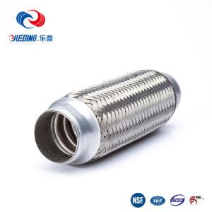 ステンレス鋼車の適用範囲が広い管、排気のふいご、波形の排気管