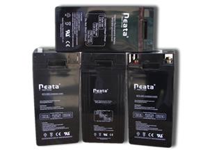De grande taille de la série de batterie VRLA