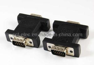 Vga-Mann zum VGA-männlichen Adapter