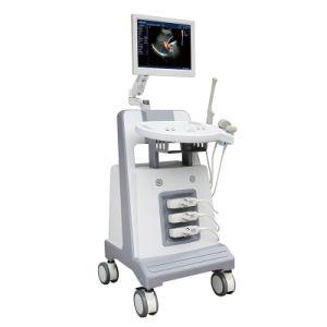 Instrumento Hospital Medical Equipment scanner de ultra-sonografia com Doppler colorido