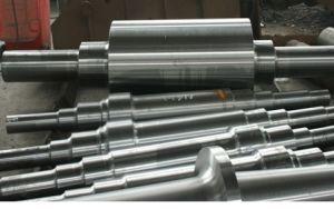 De Rotor van het smeedstuk die voor het TurboGebruik van de Generator/van de Rotor van het Staal voor het Materiaal van de Macht wordt gebruikt