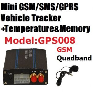 Internes Gedächtnis GPS-Verfolger