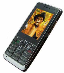 Telefono delle cellule di Baozhai E68 TV