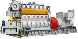 Grupo electrógeno de motor diesel de 210