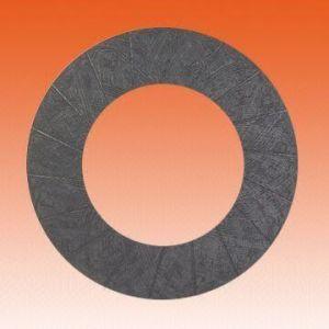 Face à d'embrayage Non-Asbestos avec 160 à 600 mm de diamètre et de moins de bruit