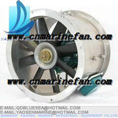 CZ Qingdao ventilador Ventilador de Fluxo Axial