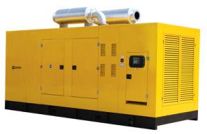 100kw 125kVA gerador diesel silenciosa Cummins