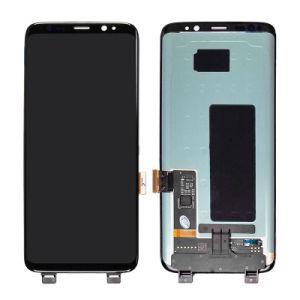 Качество оригинала OLED ЖК сенсорный экран для Samsung S8 на дисплее