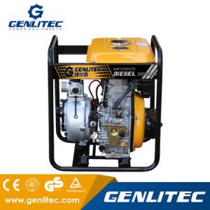 Van het Diesel van de Drijvende kracht van 1.5 Duim de TweelingPomp Water van de Hoge druk