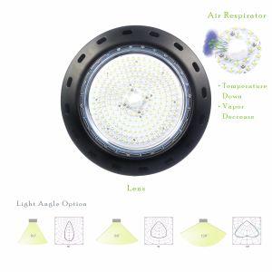 150Wはライト産業のための0-10V Dimmable UFO LED Highbay明滅する