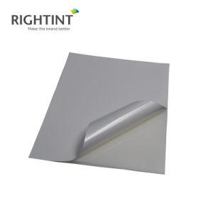 Papel personalizado de secado rápido adhesivo para la impresión de inyección de tinta