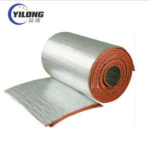 Rouleau d'aluminium réfléchissant respirant Grenier barrière rayonnante de ficelage de toit