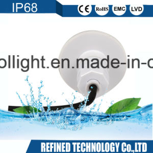 1.5  befestigendes LED Pool-Licht für konkrete /Fiberglass-/Vinyl/Liner-Pools