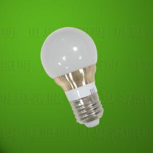 金LEDの球根ライトダイカストで形造るアルミニウム3W