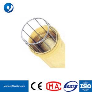 Aramid Filter-Media-Hochtemperaturfilter-Gewebe-Beutel für Staub-Sammler