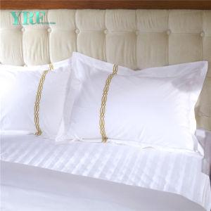 Hôtel de luxe unique Yrf broderie oreiller Capot décoratif